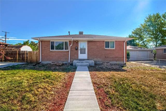 7888 Durango Street, Denver, CO 80221 (MLS #8146607) :: 8z Real Estate