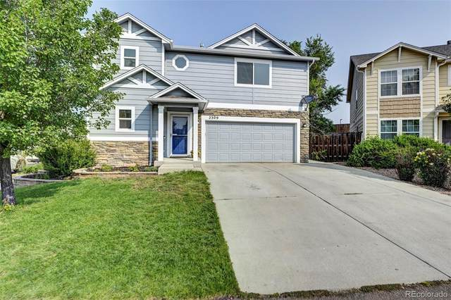 2309 Spring Blossom Drive, Colorado Springs, CO 80910 (#8146728) :: The DeGrood Team