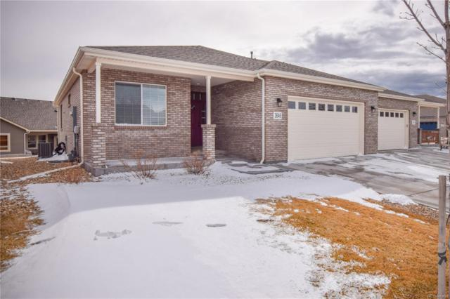 3646 Como Court, Loveland, CO 80538 (MLS #8146826) :: Keller Williams Realty
