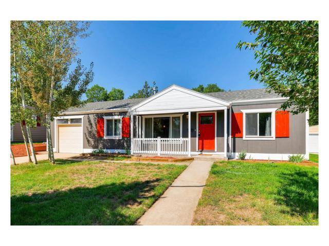 1451 S Glencoe Street, Denver, CO 80222 (MLS #8147033) :: 8z Real Estate