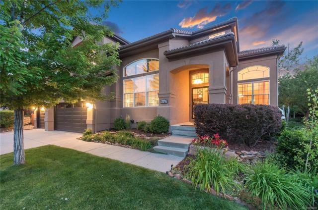 9727 Colinade Drive, Lone Tree, CO 80124 (MLS #8147222) :: 8z Real Estate