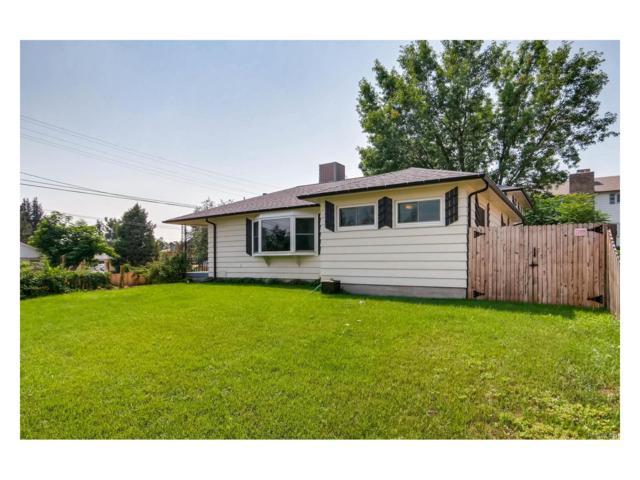 6650 W 47th Avenue, Wheat Ridge, CO 80033 (MLS #8147487) :: 8z Real Estate
