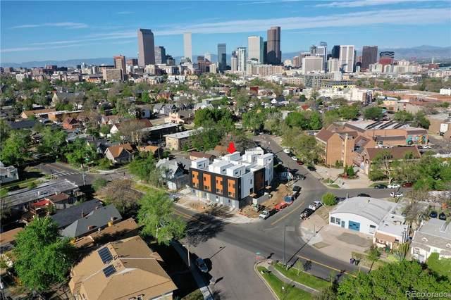 2870 Tremont Place, Denver, CO 80205 (#8147636) :: The DeGrood Team