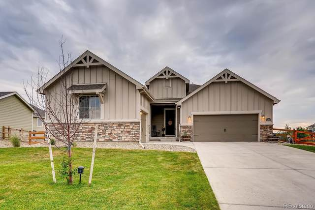 42041 Colonial Trail, Elizabeth, CO 80107 (#8147666) :: The Colorado Foothills Team | Berkshire Hathaway Elevated Living Real Estate