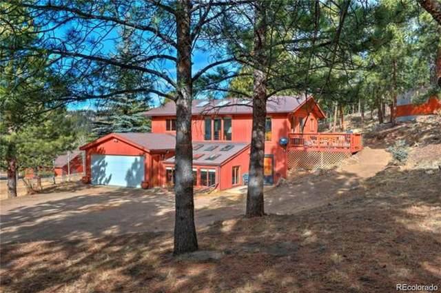 758 Mockingbird Trail, Bailey, CO 80421 (#8147793) :: My Home Team