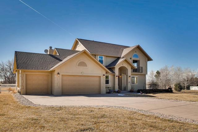 6640 Owl Lake Drive, Firestone, CO 80504 (#8148014) :: The Peak Properties Group