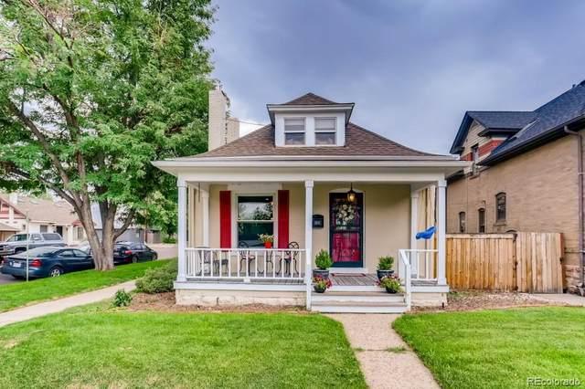 1502 S Clarkson Street, Denver, CO 80210 (#8148275) :: The Heyl Group at Keller Williams