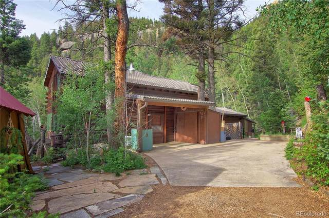 6250 Coffee Pot Road, Manitou Springs, CO 80829 (MLS #8148301) :: 8z Real Estate