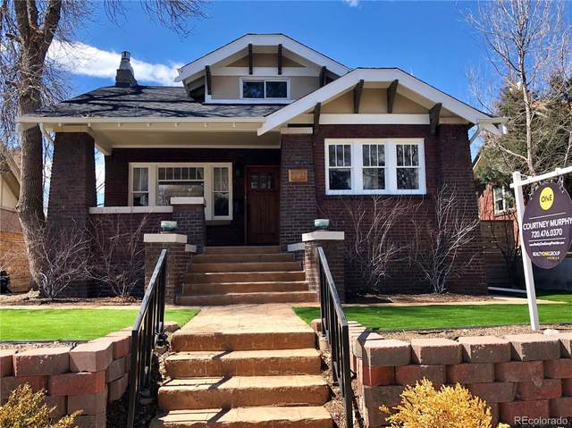 773 Josephine Street, Denver, CO 80206 (#8148372) :: The Griffith Home Team