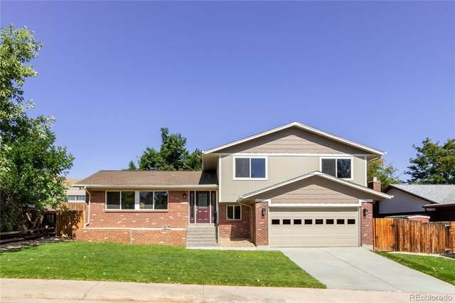 13777 W Asbury Circle, Lakewood, CO 80228 (MLS #8148457) :: Kittle Real Estate
