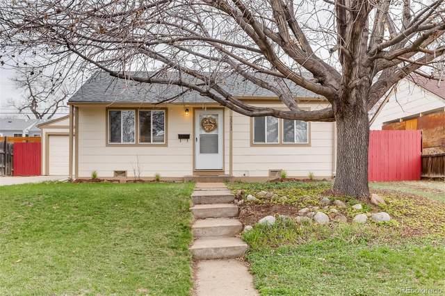 2311 S King Street, Denver, CO 80219 (MLS #8148690) :: 8z Real Estate