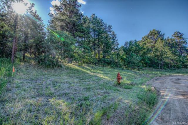 0 Rockbrook Road, Palmer Lake, CO 80133 (#8149005) :: Harling Real Estate