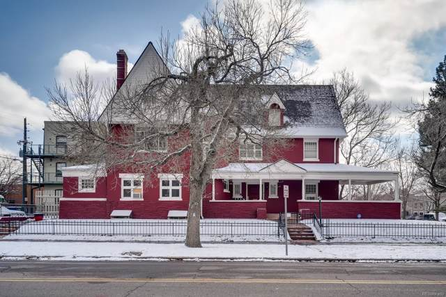 1100 E 16th Avenue #1, Denver, CO 80218 (#8149049) :: Mile High Luxury Real Estate