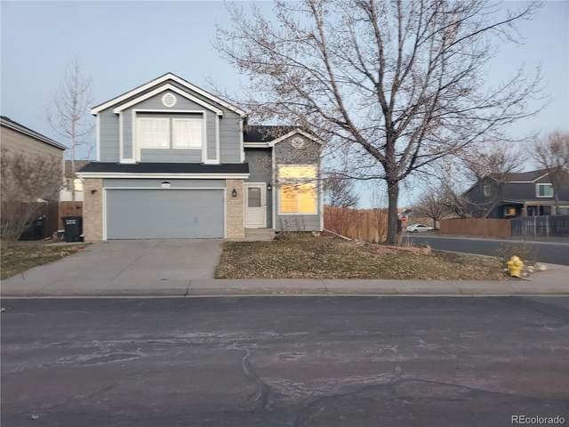 5396 S Jericho Street, Centennial, CO 80015 (#8149131) :: The DeGrood Team