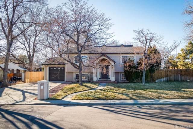 4303 S Everett Street, Littleton, CO 80123 (MLS #8149671) :: 8z Real Estate