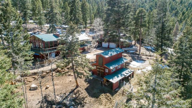 10148 S Turkeycreek Road, Morrison, CO 80465 (#8149719) :: Bring Home Denver with Keller Williams Downtown Realty LLC