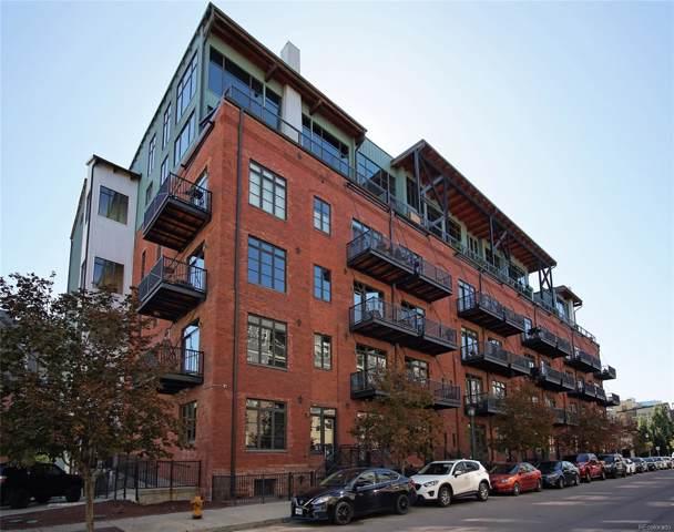 2960 Inca Street #402, Denver, CO 80202 (MLS #8149739) :: 8z Real Estate