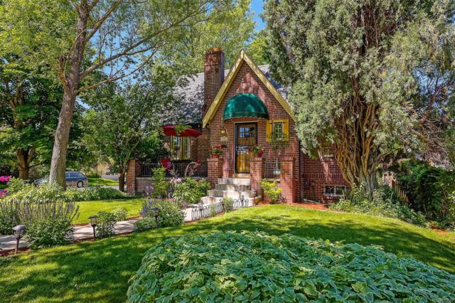 1401 Dahlia Street, Denver, CO 80220 (#8150166) :: Wisdom Real Estate