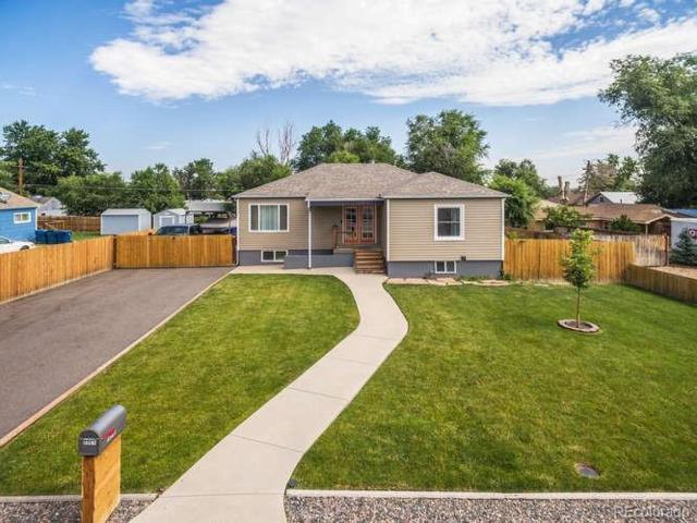 2321 W 55th Avenue, Denver, CO 80221 (#8150369) :: The Peak Properties Group