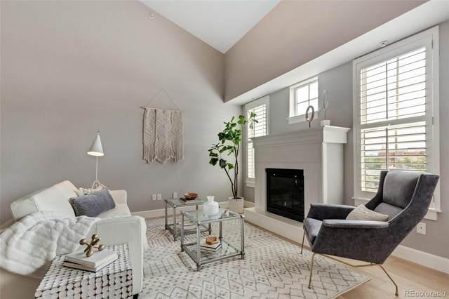 1699 N Downing Street #406, Denver, CO 80218 (#8150777) :: Kimberly Austin Properties