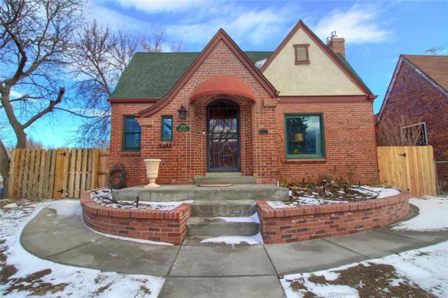 3090 Ash Street, Denver, CO 80207 (MLS #8151299) :: 8z Real Estate