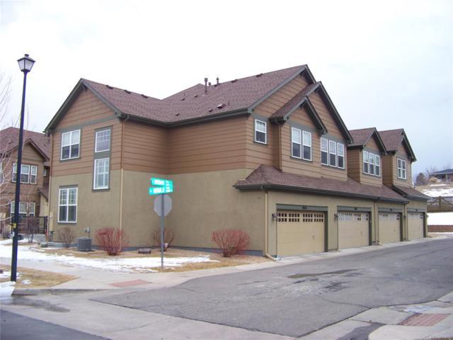 5818 S Urban Way, Littleton, CO 80127 (#8151342) :: House Hunters Colorado