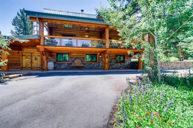 625 N Beaver Road, Nederland, CO 80466 (MLS #8151453) :: 8z Real Estate