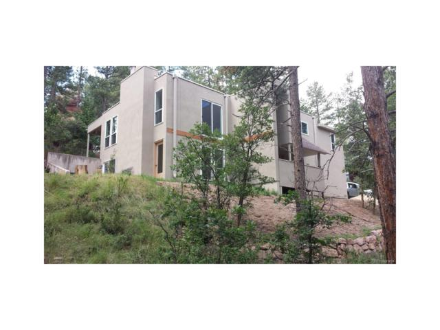 6100 Apache Drive, Larkspur, CO 80118 (MLS #8151731) :: 8z Real Estate