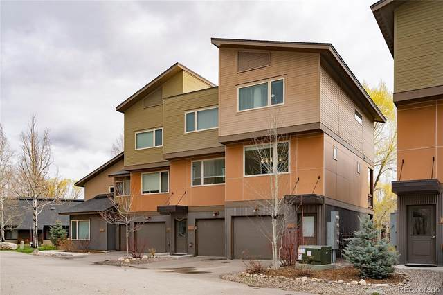 830 Weiss Drive #11, Steamboat Springs, CO 80487 (#8152142) :: The DeGrood Team