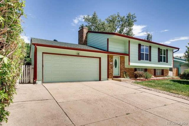 8475 W Dartmouth Place, Lakewood, CO 80227 (#8152249) :: The Heyl Group at Keller Williams