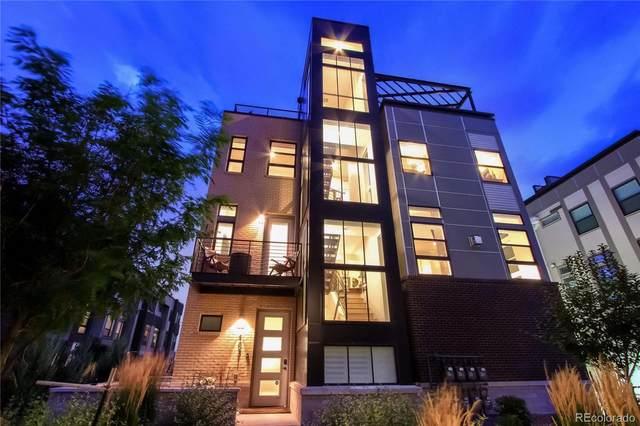 4051 W Conejos Place, Denver, CO 80204 (MLS #8152381) :: Stephanie Kolesar
