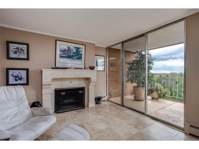 4800 Hale Parkway 801N, Denver, CO 80220 (#8152552) :: Wisdom Real Estate