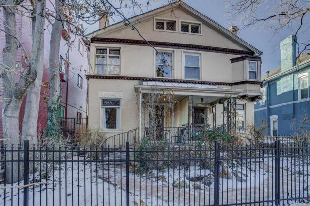 1237 Pearl Street, Denver, CO 80203 (#8152609) :: Bring Home Denver