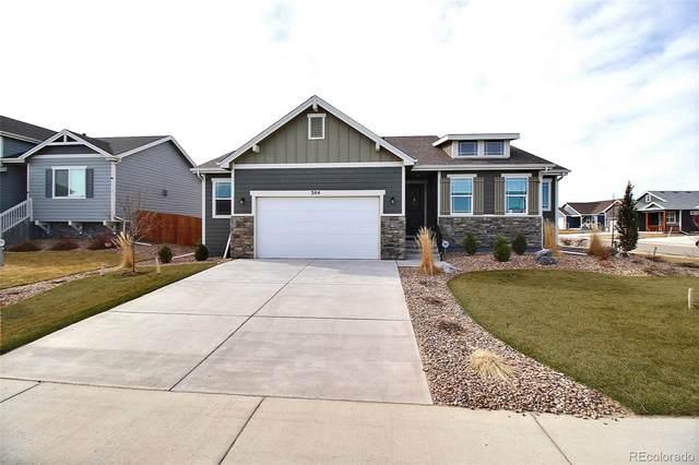 304 11th Avenue, Wiggins, CO 80654 (MLS #8152706) :: 8z Real Estate