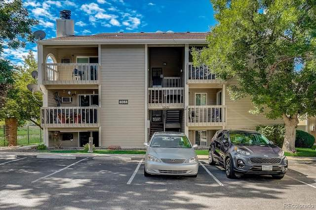 4064 S Atchison Way #102, Aurora, CO 80014 (MLS #8152936) :: Bliss Realty Group