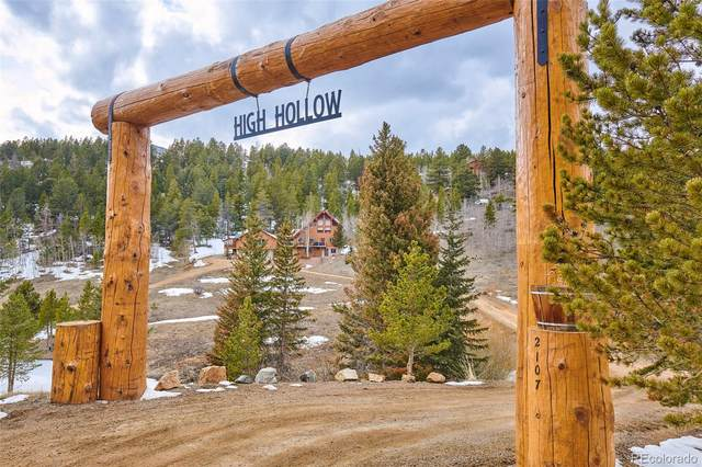 2107 Dory Hill Road, Black Hawk, CO 80422 (MLS #8153039) :: 8z Real Estate