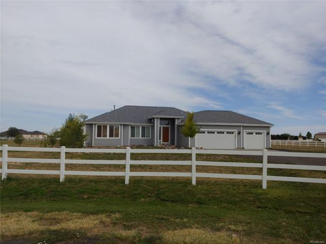 56205 E 35th Court, Strasburg, CO 80136 (#8153640) :: The Tamborra Team