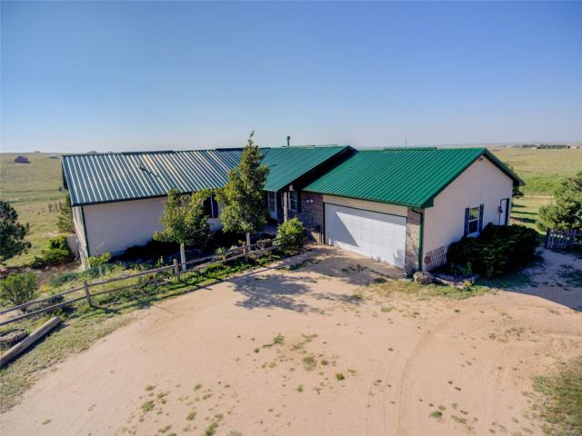 25935 Judge Orr Road, Calhan, CO 80808 (#8153867) :: The DeGrood Team