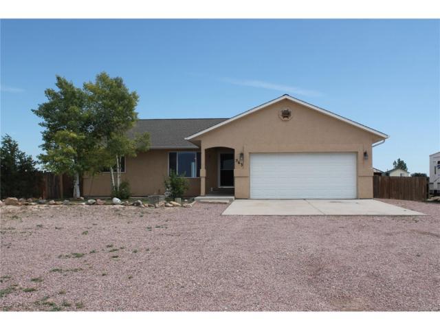 563 E Fredonia Drive, Pueblo West, CO 81007 (MLS #8154652) :: 8z Real Estate