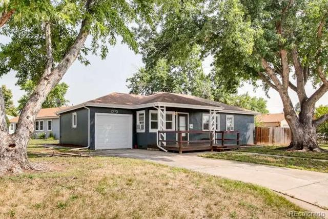 1576 S Patton Court, Denver, CO 80219 (#8154785) :: The City and Mountains Group
