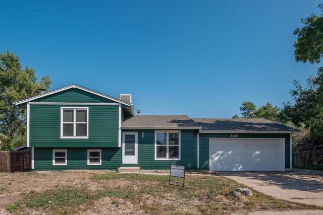 3160 S Dover Court, Lakewood, CO 80227 (MLS #8154813) :: 8z Real Estate