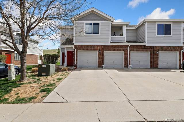 10128 W 55th Drive #101, Arvada, CO 80002 (MLS #8155159) :: 8z Real Estate
