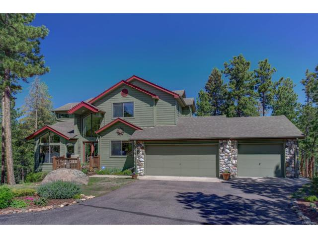 7182 Pinewood Drive, Evergreen, CO 80439 (MLS #8155214) :: 8z Real Estate