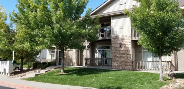 5551 29th Street #3622, Greeley, CO 80634 (#8155359) :: The Galo Garrido Group