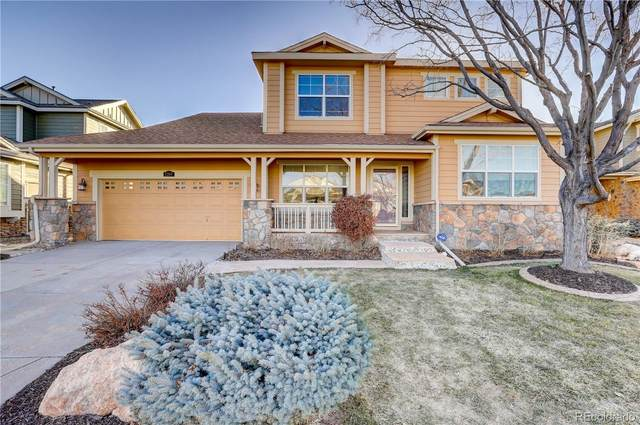 7397 S Millbrook Street, Aurora, CO 80016 (#8155410) :: The Colorado Foothills Team | Berkshire Hathaway Elevated Living Real Estate