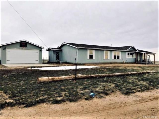 38225 Funk Road, Calhan, CO 80808 (#8155470) :: Compass Colorado Realty