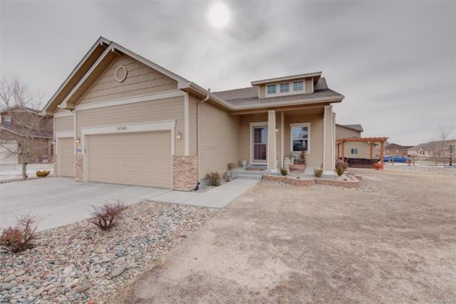 11845 Sunset Crater Drive, Peyton, CO 80831 (#8155602) :: The DeGrood Team