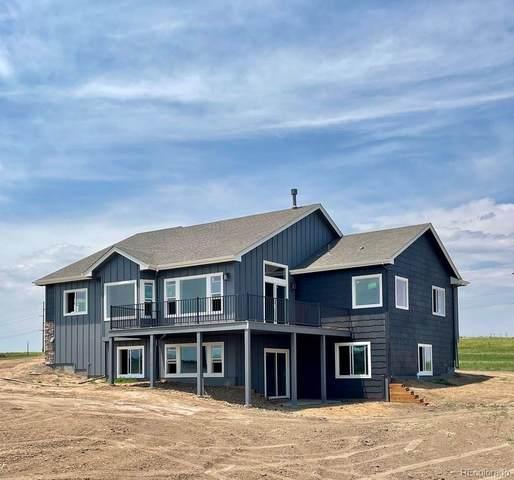 6513 Black Forest Drive, Elizabeth, CO 80107 (MLS #8156024) :: 8z Real Estate