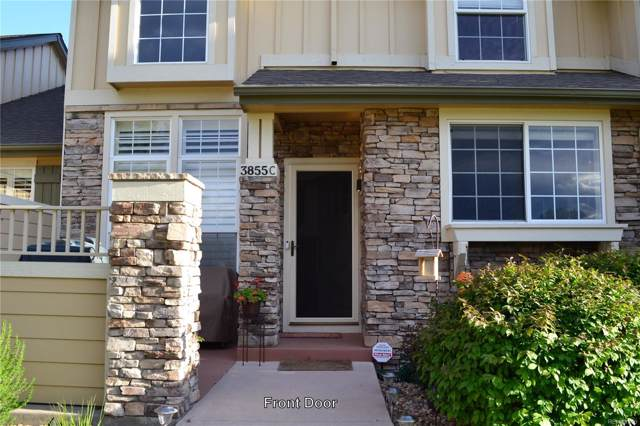 3855 W 104th Drive C, Westminster, CO 80031 (#8156110) :: My Home Team