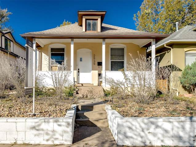 2539 Irving Street, Denver, CO 80211 (#8156399) :: Real Estate Professionals